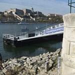 A Duna még sosem volt ilyen sekély Budapestnél