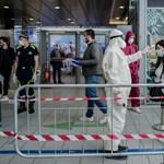 Újra ezer fölött a napi fertőzések száma Olaszországban