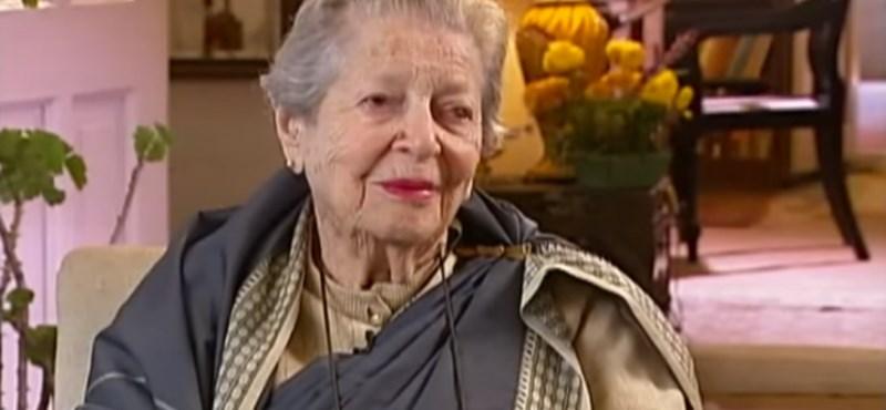 108 évesen elhunyt a magyar nő, aki beházasodott India vezérdinasztiájába