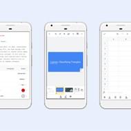 Új kinézetet kapnak a Google dokumentumkezelő alkalmazásai