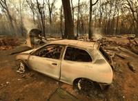 A bozóttüzek miatt már Canberrában sem lehet levegőt venni