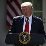 Vége: Trump kivezette az Egyesült Államokat a párizsi klímamegállapodásból