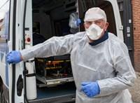 Már 817 fertőzött van Magyarországon, Nagy-Britanniában a repülőkből lehetnek intenzív osztályok - járványhírek percről percre