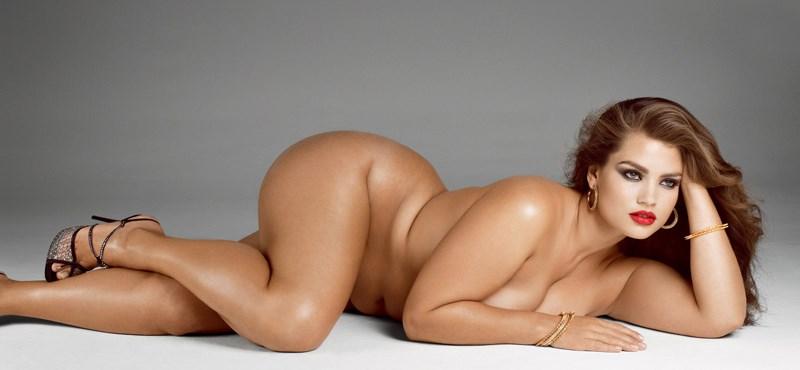 Lehet-e szép egy hájas nő meztelenül?