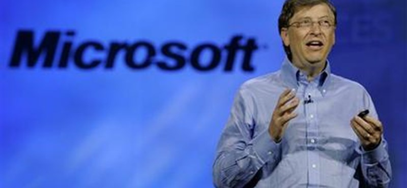 Mit gondol, milyen telefonja van Bill Gatesnek?