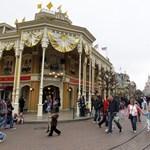 Riadó volt a párizsi Disneylandben