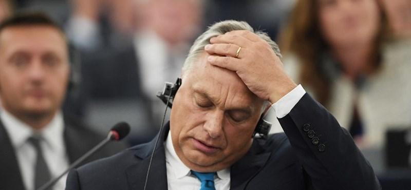 Orbán hősnek mutatja magát, de sokat veszíthet a Sargentini-szavazás után is