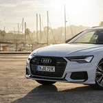 Megjött az Audi A6 kombi zöld rendszámos változata
