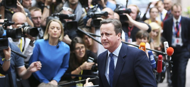 Cameron szerint Johnson nem hitt a Brexitben, csak karrierje érdekében támogatta