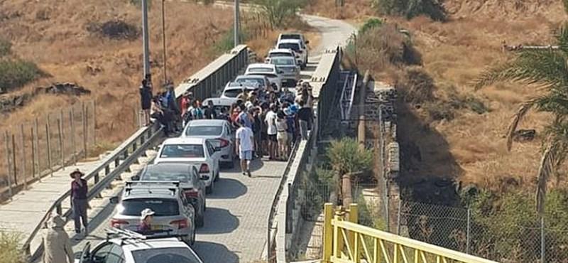 Izrael visszaad Jordániának két bérelt területet