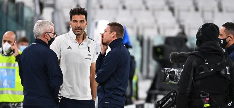 Nem állt ki a Napoli, játék nélkül söpört be 3 pontot a Juventus