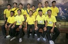 A barlangból kimentett thai fiúk közül ketten búvárok akarnak lenni, ha felnőnek