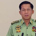 Újoncok megalázása és népirtás után puccsal jutott hatalomra a mianmari tábornok