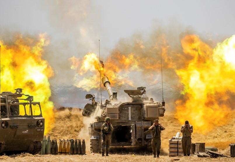 Gázai szárazföldi akcióra készülhet Izrael