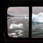 Trumpék lehetőséget látnak a jégsapkák olvadásában