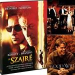 Napi tévéajánló: A szajré, Gosford Park, Good Will Hunting