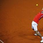 Djokovic nagyon gyorsan nyert