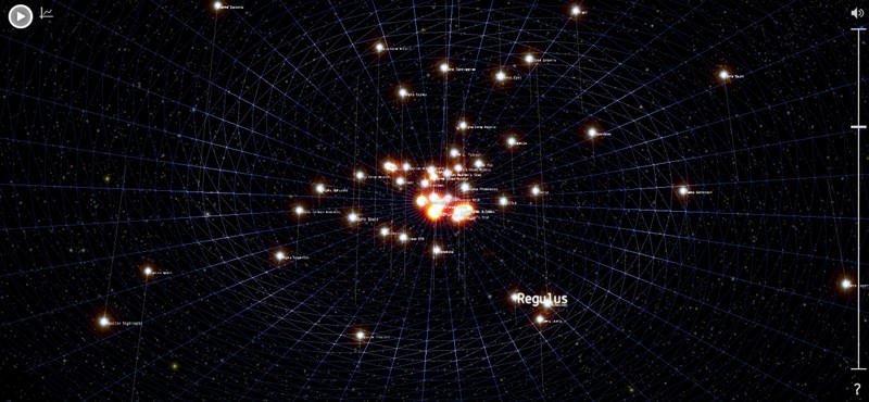 Ezt ne hagyja ki: fantasztikus túrát tehet a csillagok között