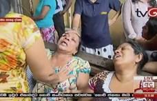 Sri Lanka – összehangolt húsvéti merényletsorozat – 129 halott 300 sebesült