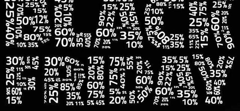 4c162ca3f7 Amerikában nagyot ment a Fekete Péntek, az online áruházak a legnagyobb  nyertesek