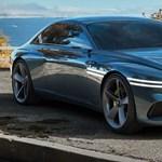 Ilyen elegáns nagyautókat terveznek a Hyundai luxusmárkájánál