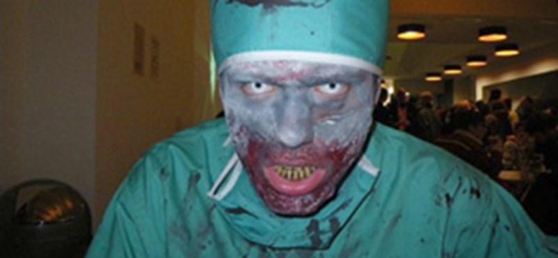 Zombifesztiválok: élőhalottak és véres jelenetek (videók)