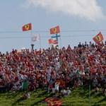 65 ezres nézőszám a Magyar Nagydíjon