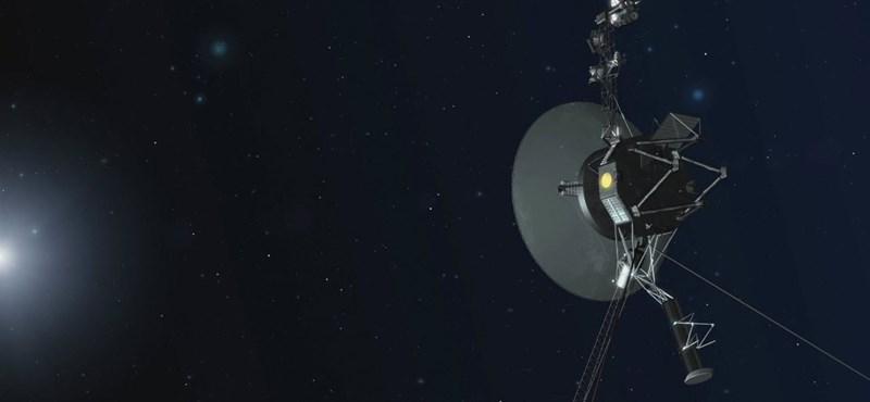 Izgalomba jött a NASA: fontos dolgot mértek a Voyager–2 műszerei