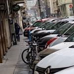 Májusban még nem bünteti, csak figyelmezteti a II. kerület a fizetés nélkül parkolókat