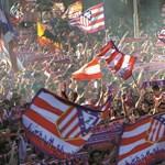 Az Atlético visszaelőzte a Real Madridot