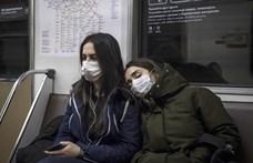 Oroszországban 7 év börtön is várhat a karanténszabályokat megsértőkre