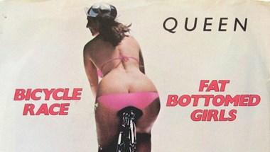 65 meztelen nő a bicikliversenyen: negyven éve vették föl a Queen botrányos klipjét