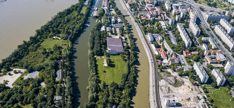 Demeter Szilárdéké lesz a Hajógyári-sziget jókora része, a volt Vizoviczki-diszkók is