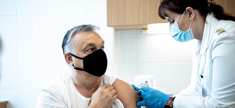 Dühből ebolázott Orbán vakcinás képe alatt egy balmazújvárosi képviselő
