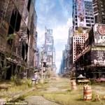 Döbbenetes képek a világvége utáni városokról