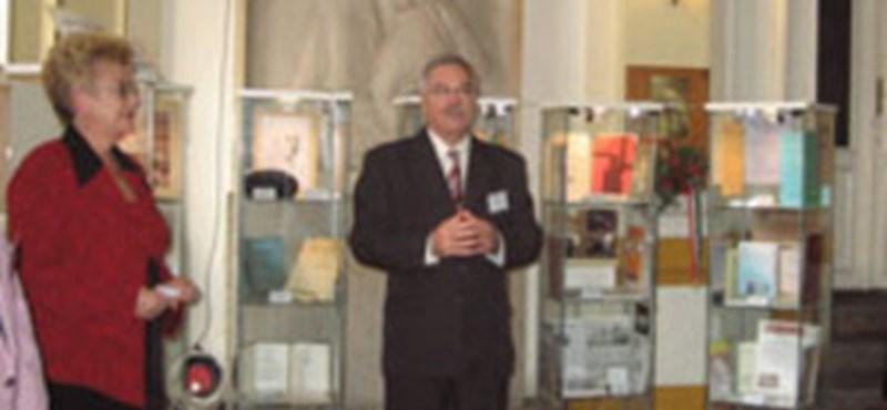 Iskolatörténeti kiállítás a BMF-en - 110 év távlatából