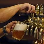 Tavaly több sört vettek a magyarok