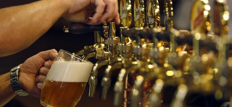 Az európai sörárakban nincs igazság