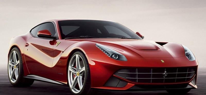 A válság egy formája: csak egy Ferrarit vettek a görögök