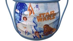 Star Wars-os szájmaszkokat dobott piacra a Disney