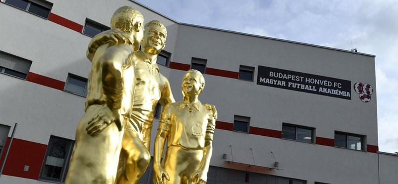 Hivatalos: eladták a Budapest Honvéd focicsapatot