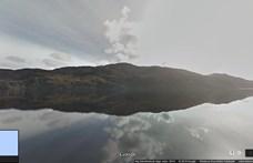 Gyorsan szóltak a brit vízimentők, nem jó ötlet megrohamozni a Loch Nesst