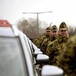 Csütörtöktől ismét katonai konvojokra kell számítani