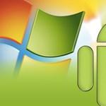 Az jó, hogy vannak a Microsoftnak androidos alkalmazásai, de miért piszkál bele a menükbe?