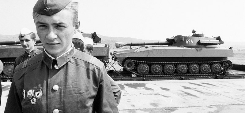 Szovjet kivonulás 1991-ben: az utolsó fricska