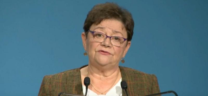 Müller Cecília szerint fogy a magyarok türelme