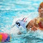 Nyert, így ötödik lett női csapatunk a vízilabda-Eb-n