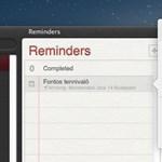 OS X 10.8: jönnek az iOS-szerű, helyfüggő emlékeztetők!