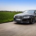 Ez egy pénzbehajtóknak való Audi – galéria