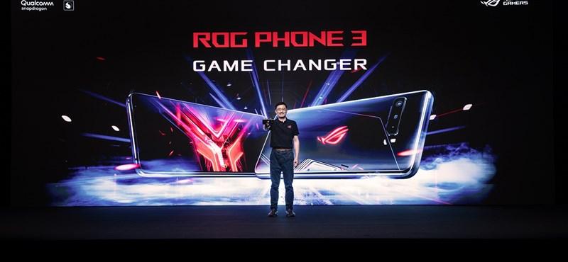 400 ezer forintért vihető az Asus játékos mobiljának legerősebb kiadása